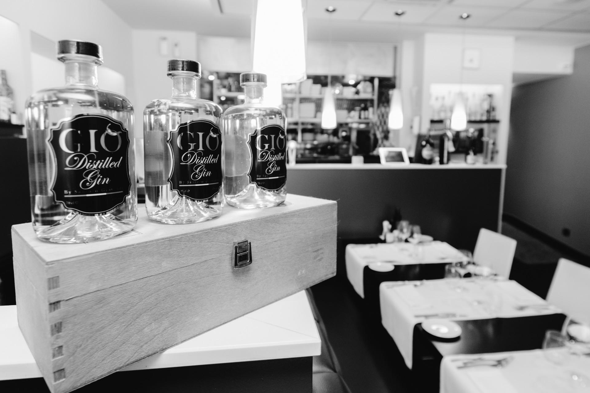 Gio's Italian Bar Gin
